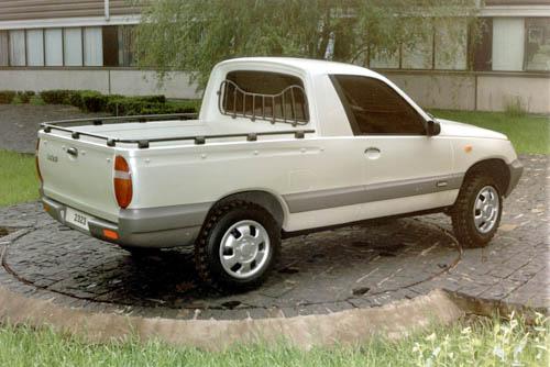 ВАЗ 2323 пикап